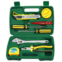 9pc Repair Tools Set Home Commercial Electric Screwdriver Wrench Toolbox