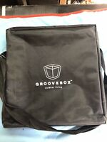 Groovebox Outdoor Living Portable Barbecue Grill