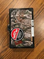 Vaultz Locking School or Hunting Supply Box, Next Camo with Black Hardware