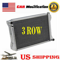 3 ROW ALUMINUM RADIATOR FOR 1275 MG Midget 1967-1974 1968 1969 1970 1971 1972 73