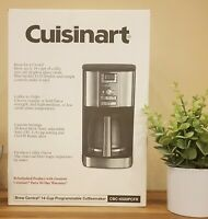 Cuisinart 14 Cup Programmable Coffee Maker - Brew Central CBC-6500PCFR-Renewed
