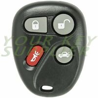 New Replacement 4 Button Keyless Remote Key Fob For GM L2C0005T 16263074-99