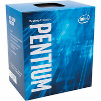 Intel Pentium G4600 3.6GHz Kaby Lake CPU LGA1151 Desktop Processor Boxed