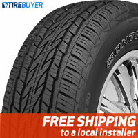 4 New 275/60R20 Continental CrossContact LX20 275 60 20 Tires