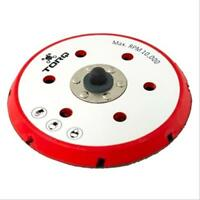 Chemical Guys TORQ R5 Dual Action Red Backing Plate BUFLC_202