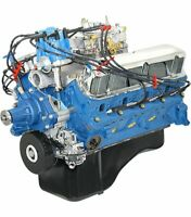 Ford 302CI Crate Engine | Small Block Ford | Dressed Longblock | Iron Heads | Fl