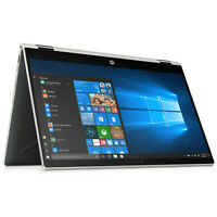 HP Pavilion x360 15-cr0301ng, Notebook mit 15.6 Zoll Display, Core™ i3 Prozessor
