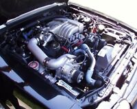 Paxton Ford Mustang GT 5.0L 86-93 Entry Level Complete NOVI 1220SL Supercharger