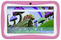 Tablet-PC Waiky Power Tab Kids pink Kinder Tablet 7