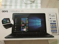 Odys Fusion Win 12 2in1 - 11,6 Zoll Tablet-PC, 32 GB, NetBook, NEU