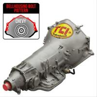 TCI Automatic Transmission Rev Shift Pattern Full Manual Valve Body Chevy TH400