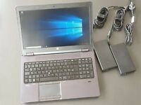 HP ZBook 15 15,6 Zoll Notebook/Laptop mit Core i7 Proz., 24GB RAM, 500 GB SSD