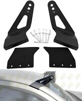 GS Power's 52 Inch Curved LED Light Bar Brackets for 2005 - 2019 Toyota Tacoma