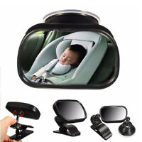Car Baby Back Seat Rear View Mirror for Infant Child Toddler Safety View C2P5D