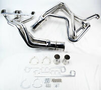Long Tube Exhaust Headers Fits Dodge Chrysler Plymouth Small Block 318 340 360