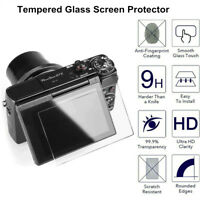 Tempered Glass Screen Protector for Canon PowerShot G5X G9X G7X  M6 M100 M50