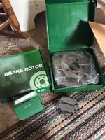 Brakes and Rotors For A Pontiac G6 2005 Rear