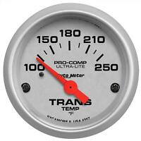 Autometer Ultra-Lite Electrical Transmission Temperature Gauge 2 1/16