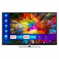 MEDION X14908 Fernseher 123,2cm/49 Zoll 4K UHD Smart TV HDR Dolby Vision A+; EEK A+