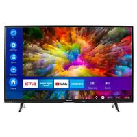 MEDION X14000 Fernseher 101,6cm/40 Zoll 4K UHD Smart TV TV HDR Dolby Vision A+