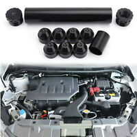 5/8-24 Black Aluminum NAPA 4003,WIX 24003, FUEL FILTER KIT 1X6 Only For Car Used