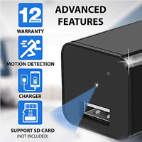 Hidden Camera - Motion Detection - HD 1080P - USB Hidden Camera