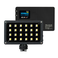 Viltrox RB08 Professional Photographic LED Light For Portraits Micro Shooting