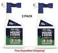 Scotts Outdoor Cleaner House & Siding with Zero Scrub Technology (2 PACK)