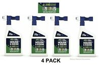 Scotts Outdoor Cleaner House & Siding with Zero Scrub Technology (4 PACK)