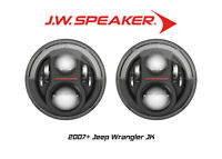 JW Speaker 8700 Evolution J2 Series Headlight Kit Fits Jeep Wrangler JK JKU 07+