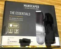 Manscaped The Lawn Mower 2.0 Electric Hair Trimmer - Black  NEW IN BOX!