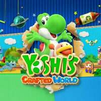 Yoshi's Crafted World - Nintendo Switch (Digital Delivery)