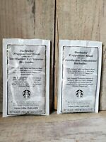 STARBUCKS FRAPPUCCINO ROAST COFFEE FOR BLENDED BEVERAGES~2 PACKS