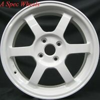 15 ROTA GRID WHEELS 4X100 RIMS  FITS 4 LUG CIVIC CRX INTEGRA XA XB  MIATA DEL SO