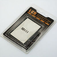 LCD Screen Protector Rigid optical glass Cover for CANON EOS 5D Mark III 5D3 SLR
