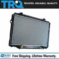 Radiator Assembly Aluminum Core Direct Fit for Toyota Lexus SUV Truck New