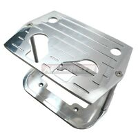 Polished Aluminum Optima Battery Tray Group 34 78 Ball Milled Street Hold Down