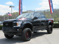 2018 Ford F-150 XL 2018 FORD F-150 STRYKER OFF ROAD DESIGN CUSTOM PACKAGE LOADED WITH GOODIES A+