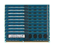 10pcs Hynix Kit 4GB 2Rx8 PC3-12800 DDR3 1600MHZ 240PIN DIMM Desktop Memory RAM $