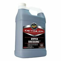 Meguiars D17001 1 Gallon Multiple Uses Dilutes 4 to 1 Detailer Hyper Dressing