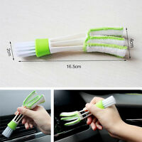 Car Cleaning Brush Air-condition Cleaner Clean Tool Blinds Duster Care Detailing