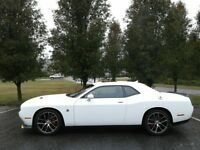 Dodge Challenger R/T Scat Pack 2018 R/T Scat Pack New 6.4L V8 16V Automatic RWD Coupe Premium