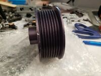 Vortech  Supercharger Pulley 3.33