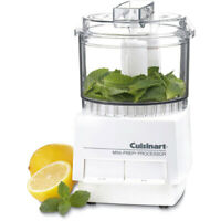 Cuisinart DLC-1 Mini-Prep Food Processor, White
