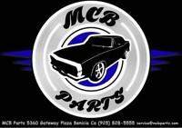 Morris Classic Concepts Pair of Front Driving Lights 70-73 CAMARO RS MCLC-70S