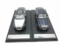 1/64 Rolls-Royce Phantom and Ghost Coupe Alloy car model