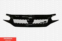 Genuine Honda OEM Front Grille Base Fits: 2020 Civic Type-R 71121-TGH-A51