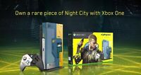 Xbox One X 1TB Cyberpunk 2077 Limited Edition Console *PREORDER 100% CONFIRMED*