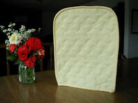Yellow Breadmaker Appliance Cover LAST ONE