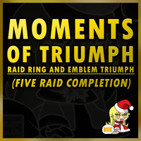 Moments of Triumph Raid Package - PC/CROSS SAVE